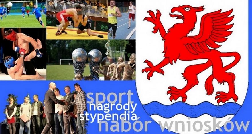 Nagrody i stypendia sportowe  nabór wniosków
