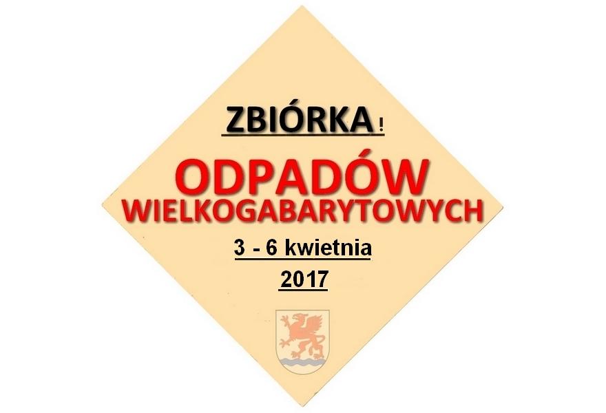 Zbiórka odpadów wielkogabarytowych, Miasto Białogard