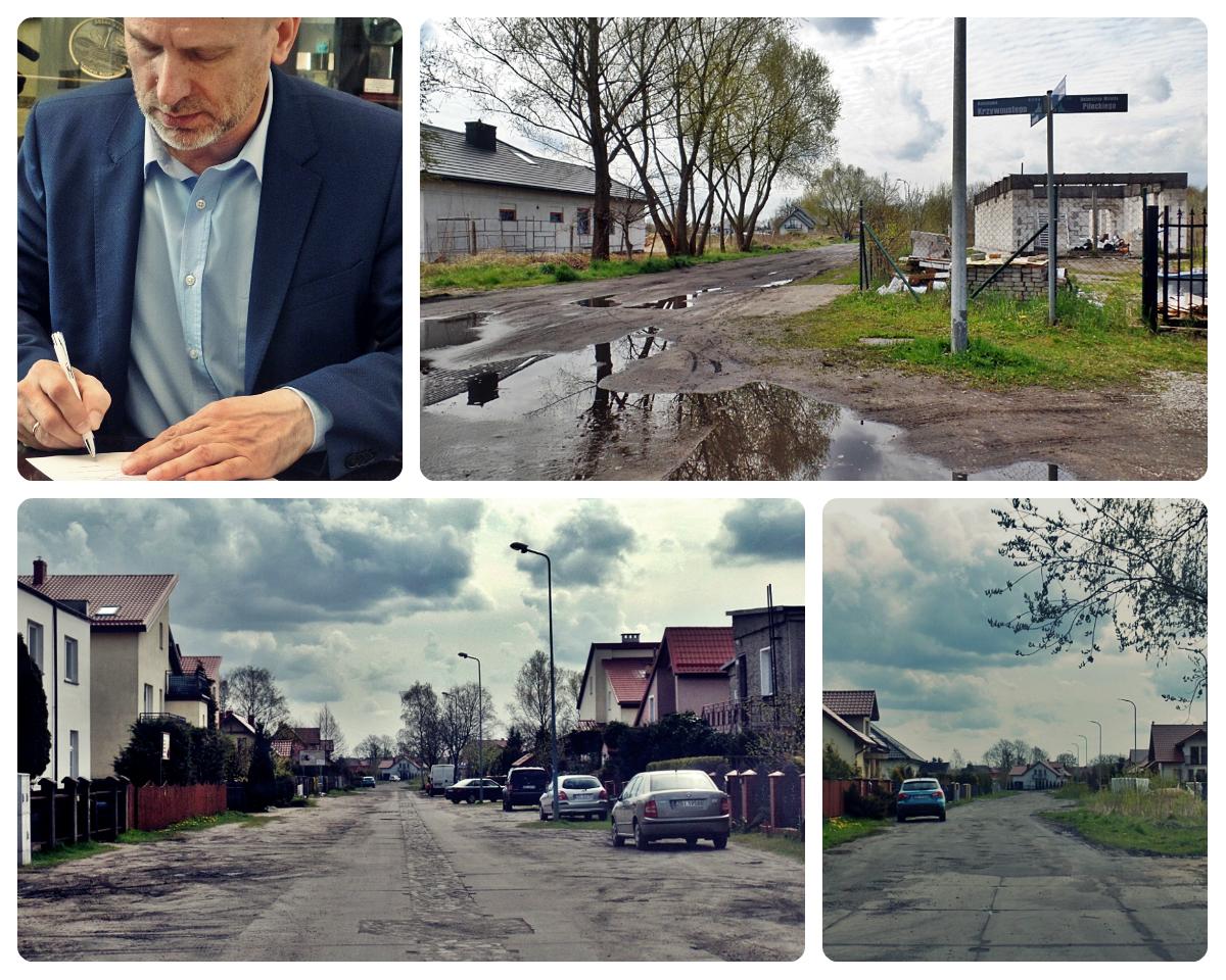 Będzie kanalizacja, będą kolejne drogi, Miasto Białogard