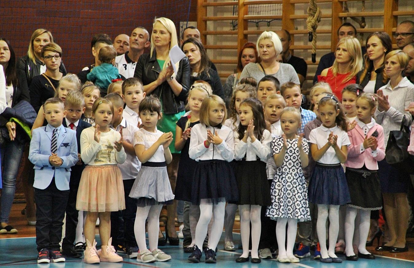 Szkoły przygotowane, rozbrzmiał pierwszy dzwonek, Miasto Białogard