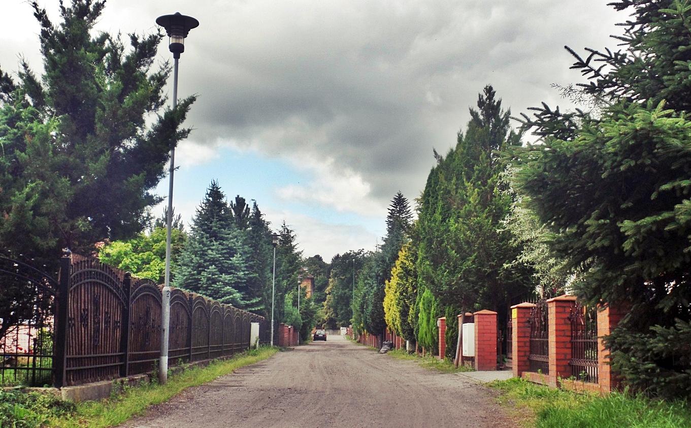 Jeszcze w tym roku ulica Obryckiego zostanie skanalizowana