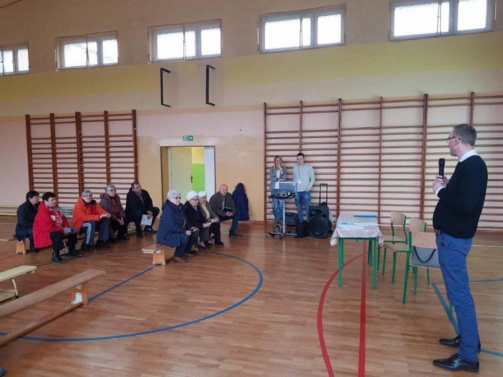 Budżet Obywatelski. Konsultacje i nabór wniosków, Miasto Białogard