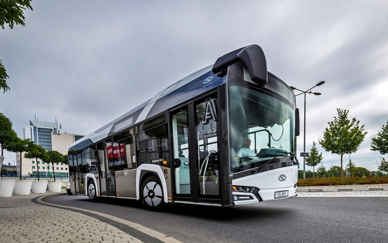 Nowe autobusy w Białogardzie. To będą Solarisy!, Miasto Białogard