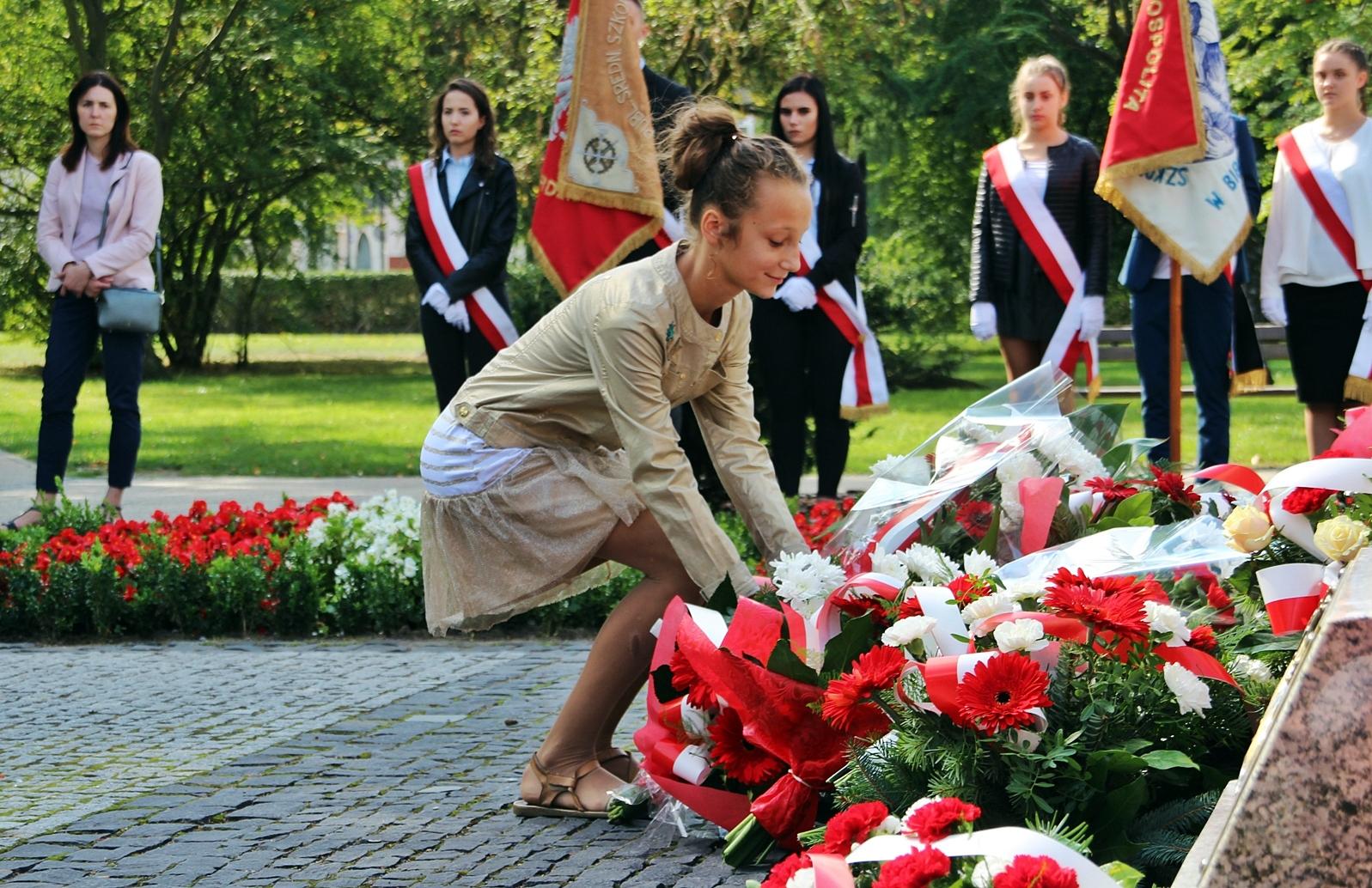 Obchody rocznicy wybuchu II wojny światowej, Miasto Białogard