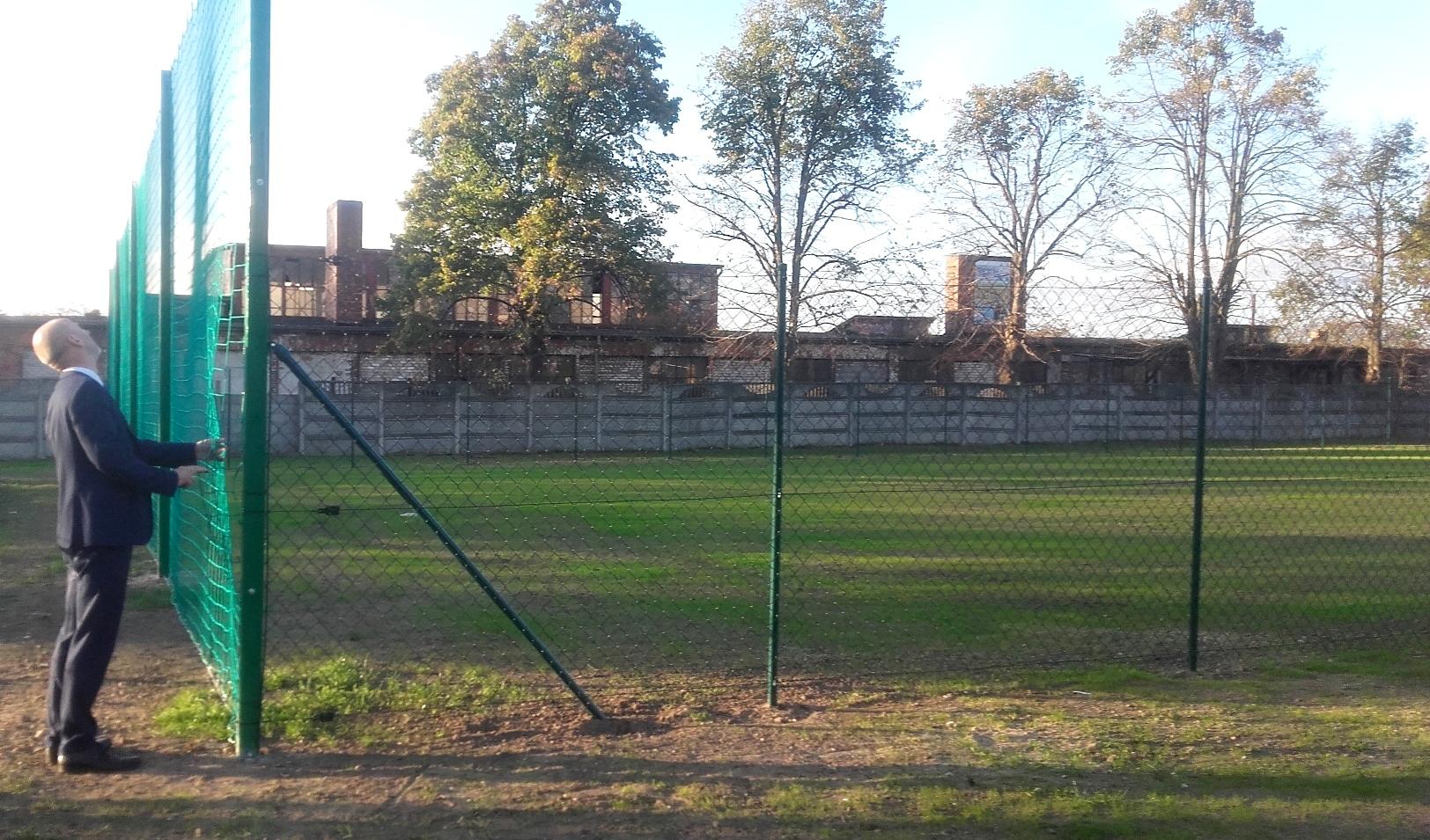 Nowe osiedlowe boisko, Miasto Białogard
