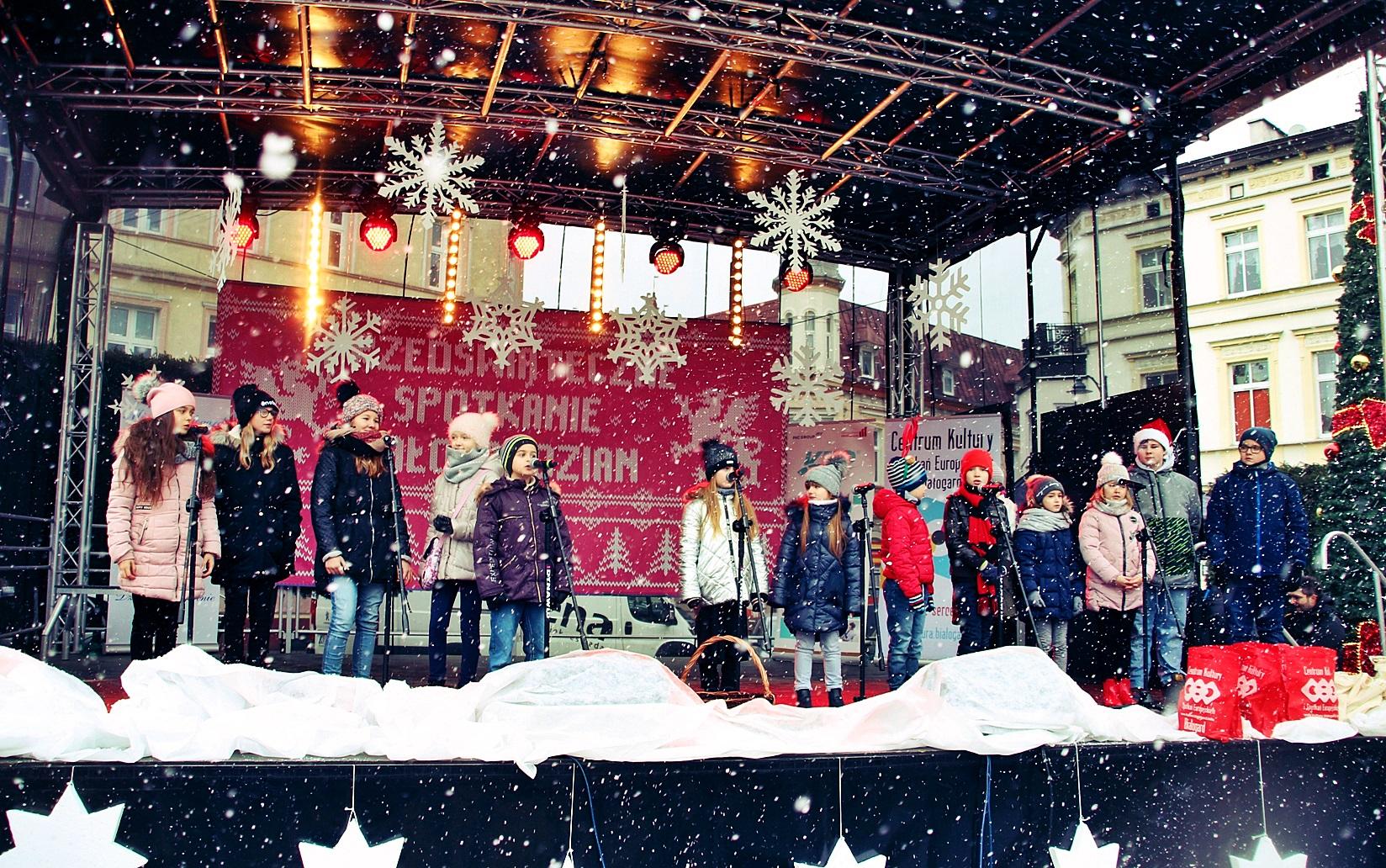 Urokliwie i prawdziwie świątecznie!, Miasto Białogard