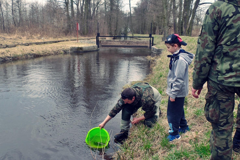 Aż 200 tysięcy maluchów z rybiego przedszkola zamieszka w Parsęcie