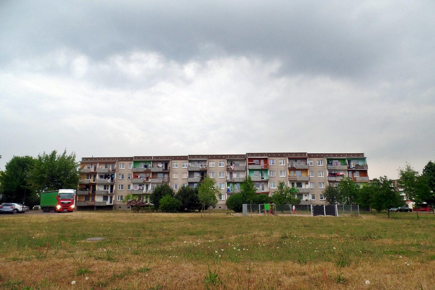 Projekt pn. Rozbudowa placu zabaw na osiedlu Olimpijczyków