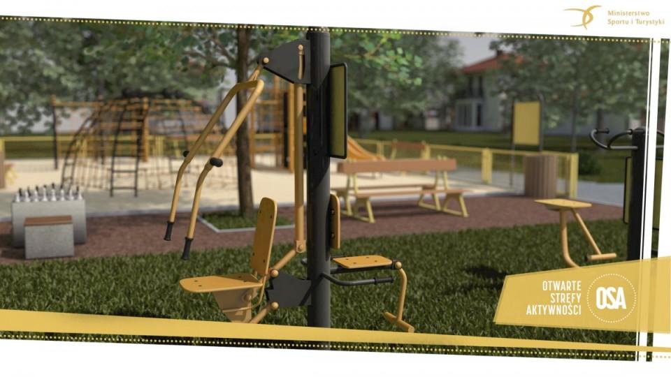 Nowe miejsca rekreacji i sportu w Białogardzie