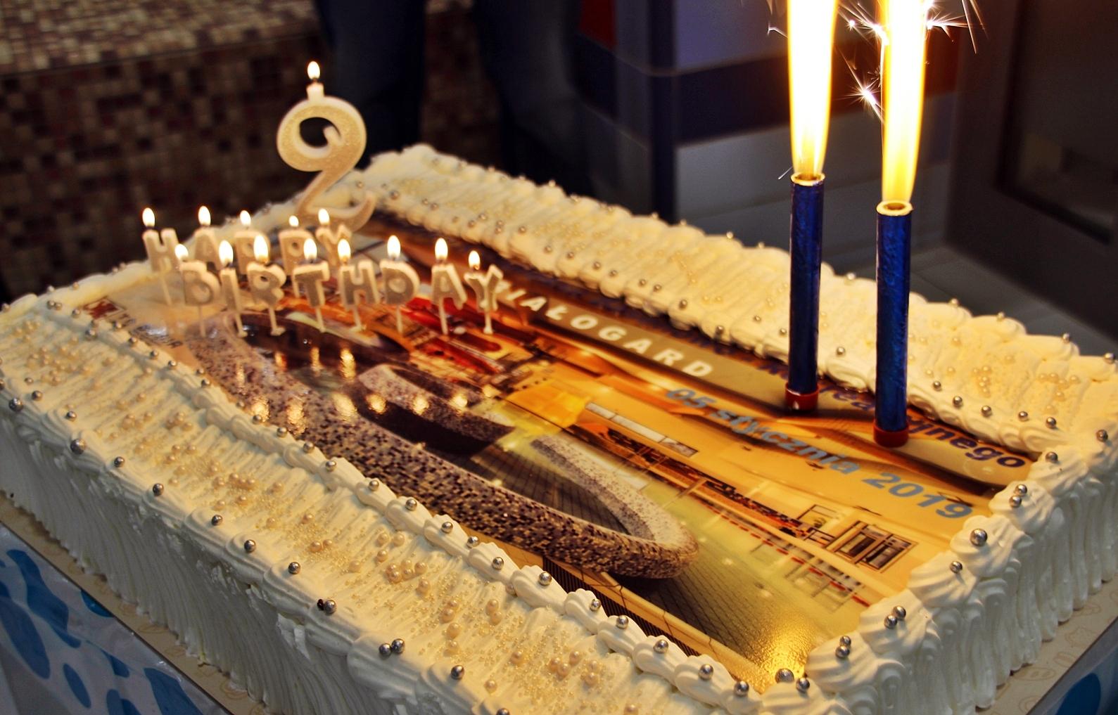 Urodzinowa feta, Miasto Białogard
