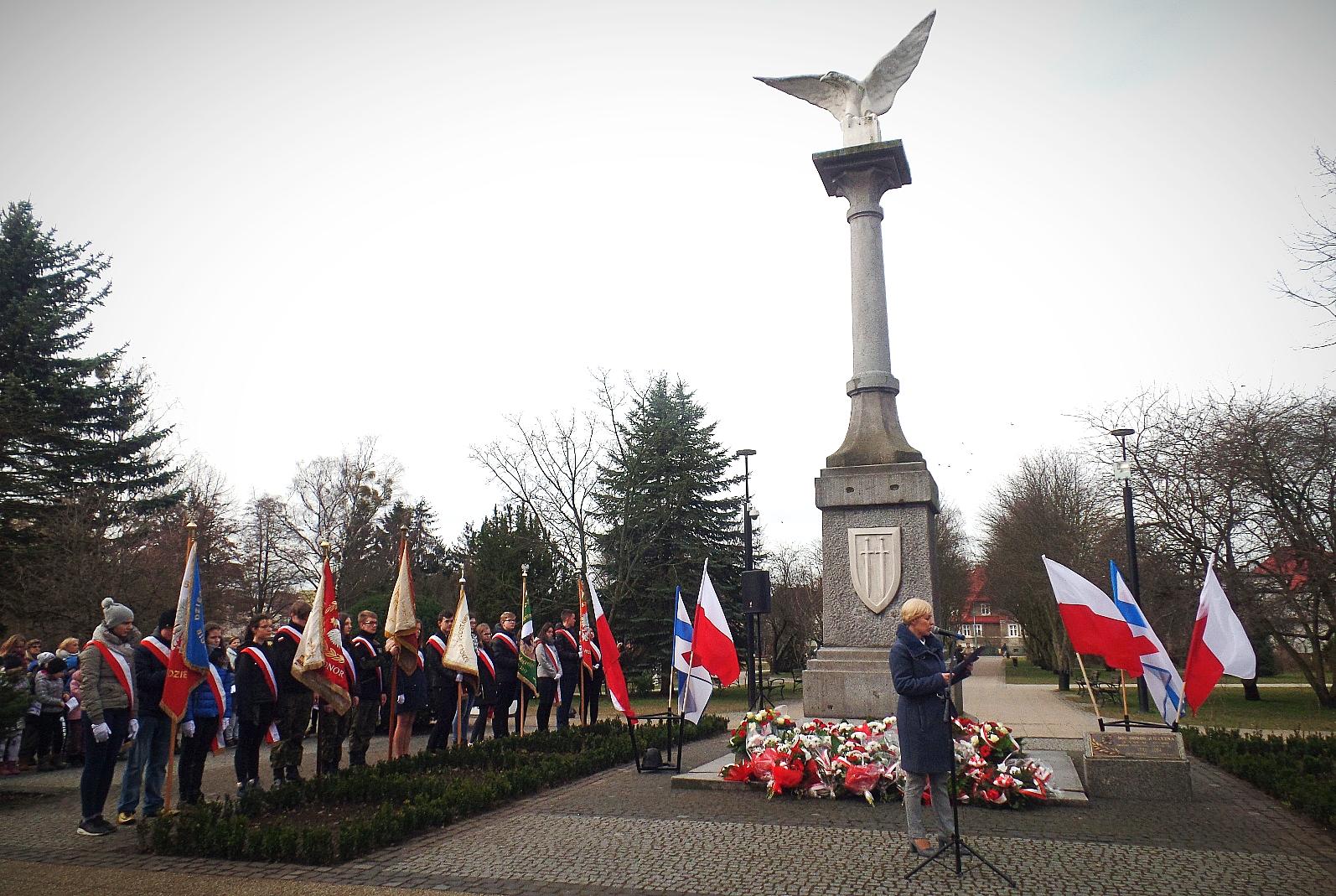 Rocznica polskiego osadnictwa w Białogardzie, Miasto Białogard