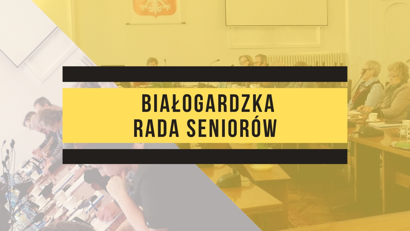 Rada Seniorów. Nowa kadencja, Miasto Białogard
