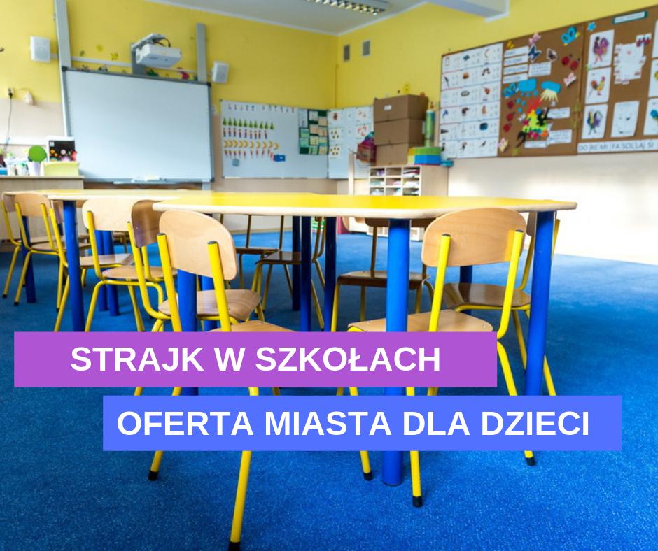 Strajk w szkołach, Miasto Białogard