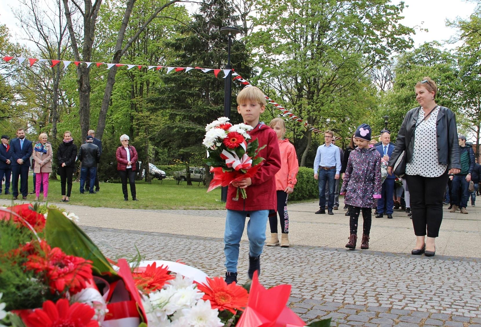 Dzień Zwycięstwa, Miasto Białogard