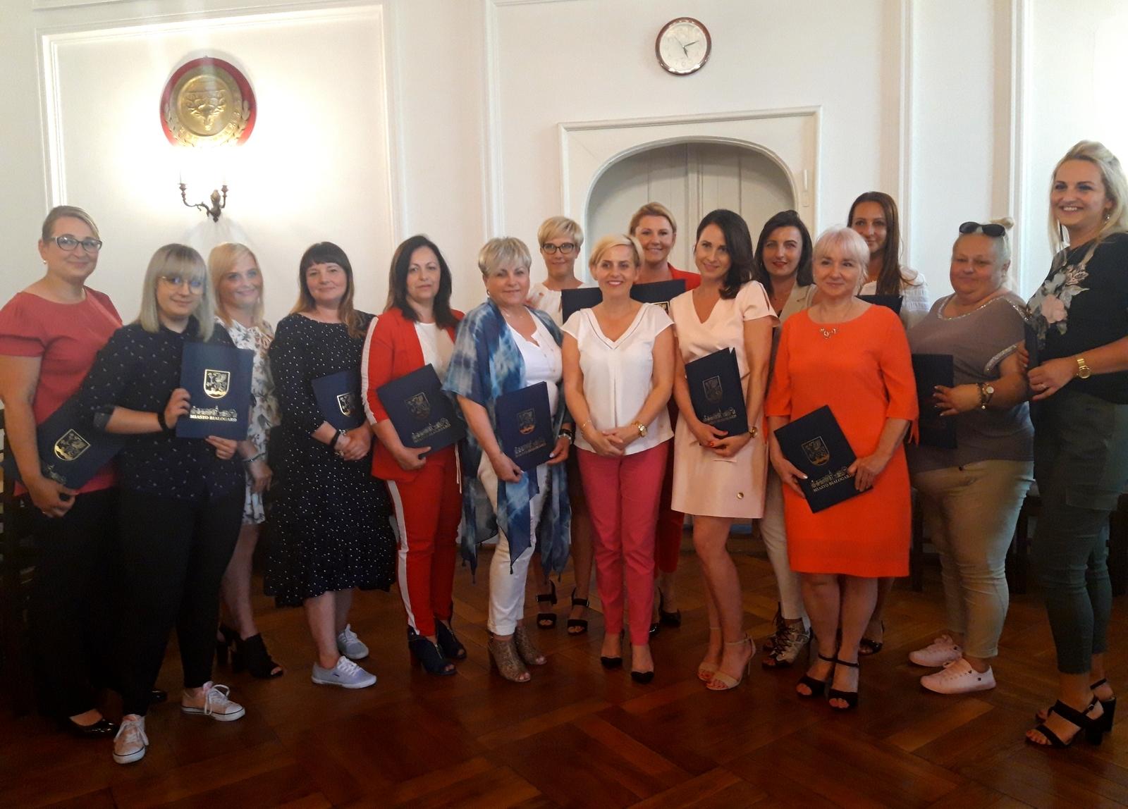 Rada Kobiet w komplecie!, Miasto Białogard
