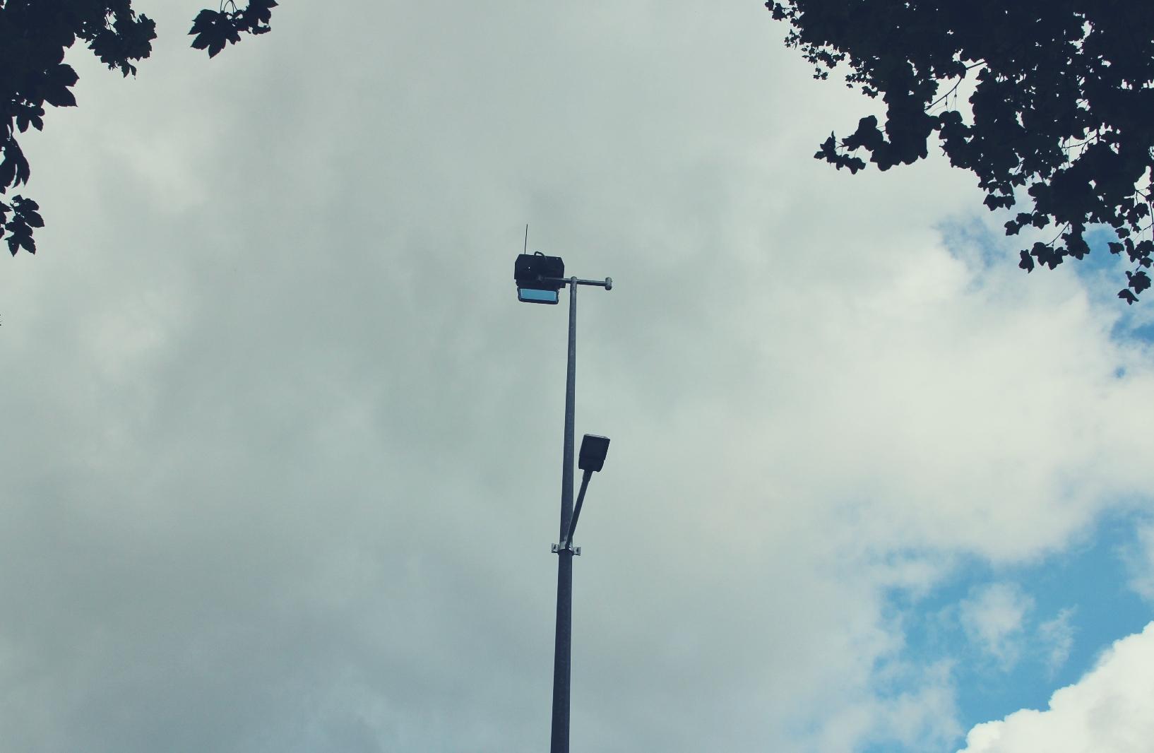 Oświetlenie stadionowej ścieżki, Miasto Białogard