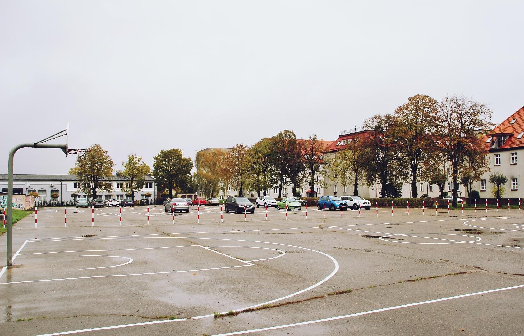 Przyjazne osiedle Zwycięstwa, Miasto Białogard