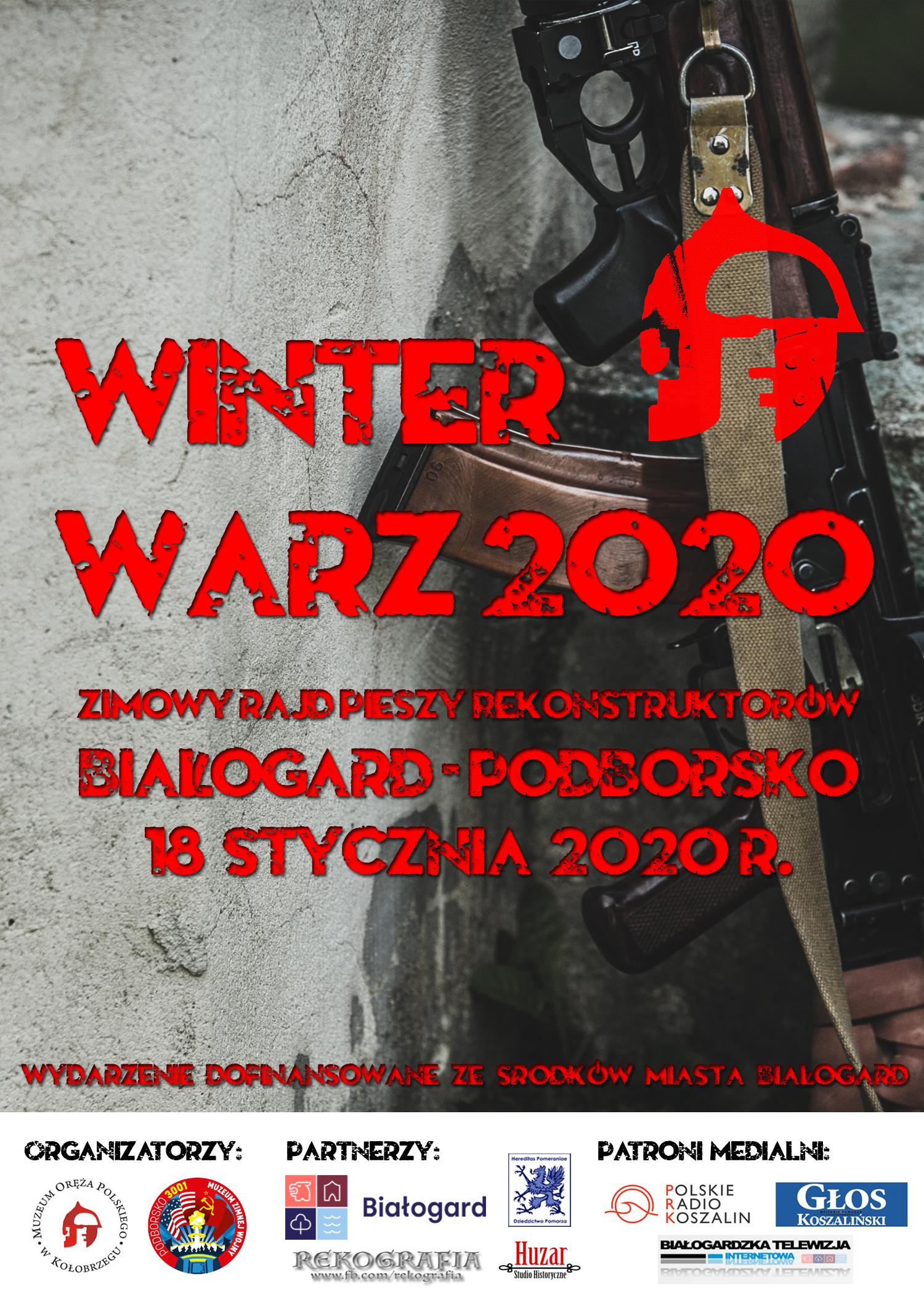 Winter Warz 2020, Miasto Białogard
