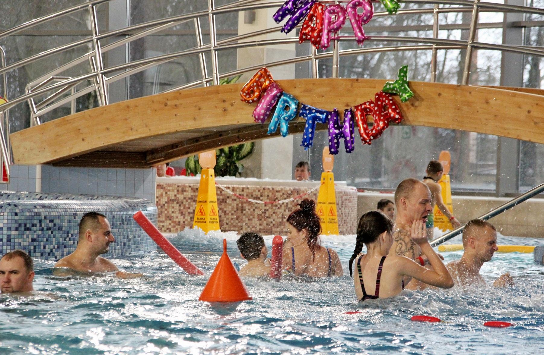 Ćwierć miliona osób wykąpało się w białogardzkim basenie